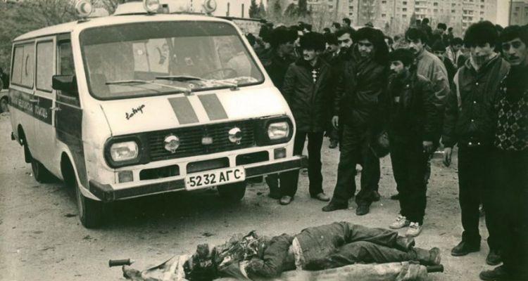 «Черный январь» стал отправной точкой для независимости Азербайджана - The Jerusalem Post - ФОТО