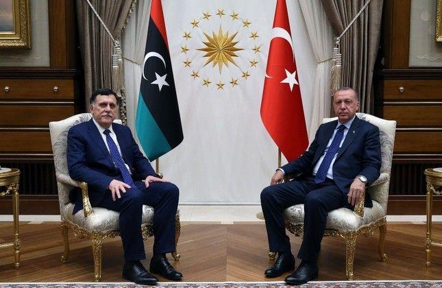 ''Türkiye-Libya mutabakatı BM'de incelenecek''