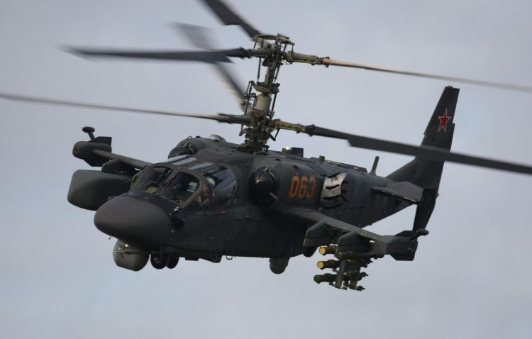Russia's Ka-52 attack helicopter gets broadband communications system - VIDEO