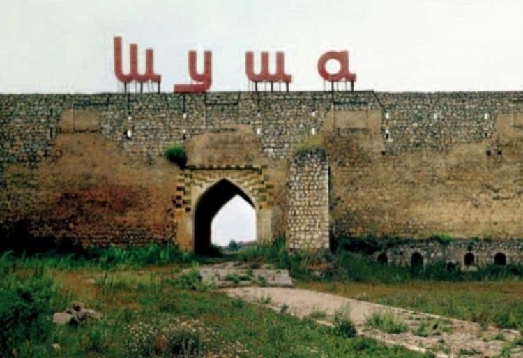 SOS! Ermənilər tariximizi silir - İndi də Şuşa qalasını...
