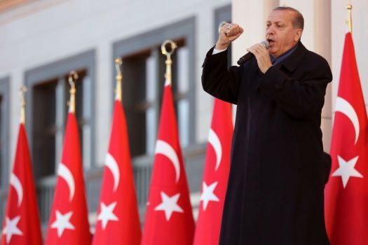 Erdoğan The Humanitarian? - It's Time To Cut Turkey Some Slack