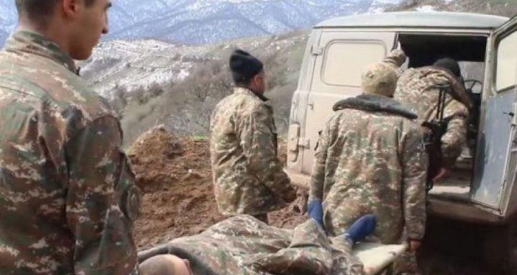 Армянские оккупанты перестреляли своих