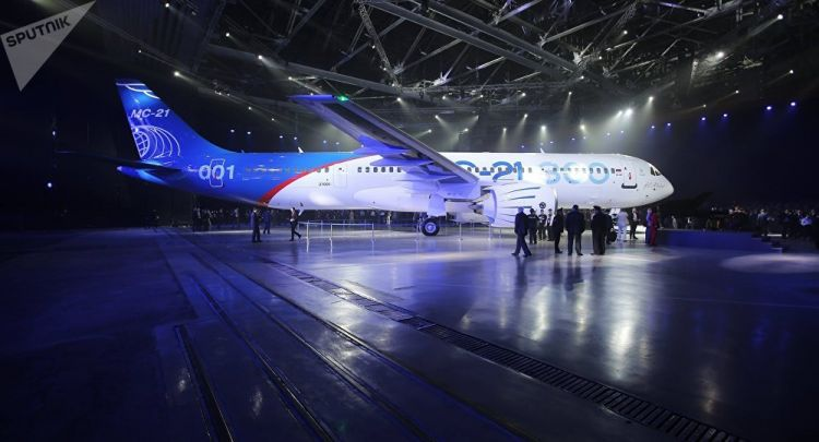 Russia plans to produce avionics for its new airliner