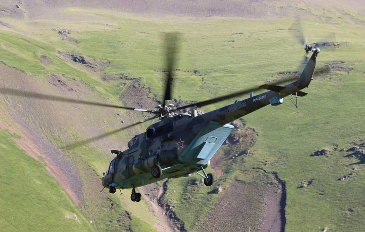 Russian Helicopters rolls out new model for Special Forces - VIDEO