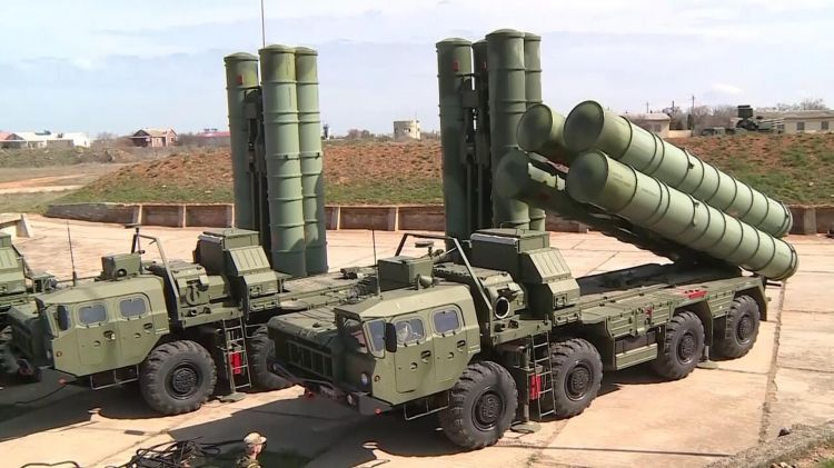 US is trying to block the Russian S-300 and S-400 missile defense systems