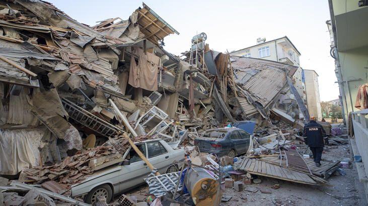 Son dakika haberi! Elazığ'da enkazdan 2 kişi daha çıkarıldı