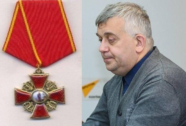 Российский  императорский дом наградил Кузнецова за правду об армянском фашизме - ФОТО