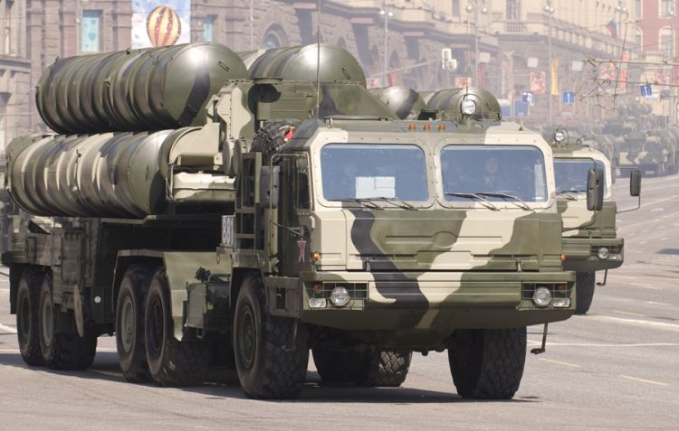 Russia delivered the second set of S-400 defense systems to China