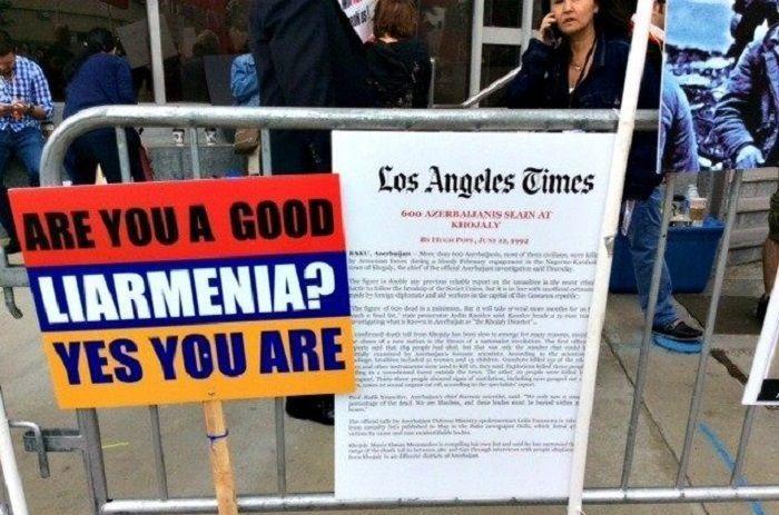 İngilis tarixçi erməni yalanlarını ifşa etdi - VİDEO