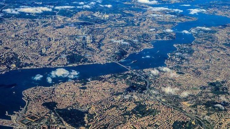 SON DAKİKA! İstanbul'da korkutan deprem!