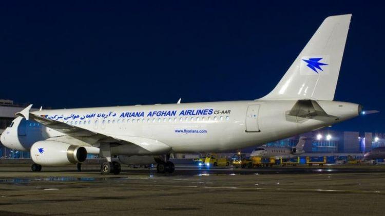 تحطم طائرة ركاب في إقليم غزنة وسط أفغانستان
