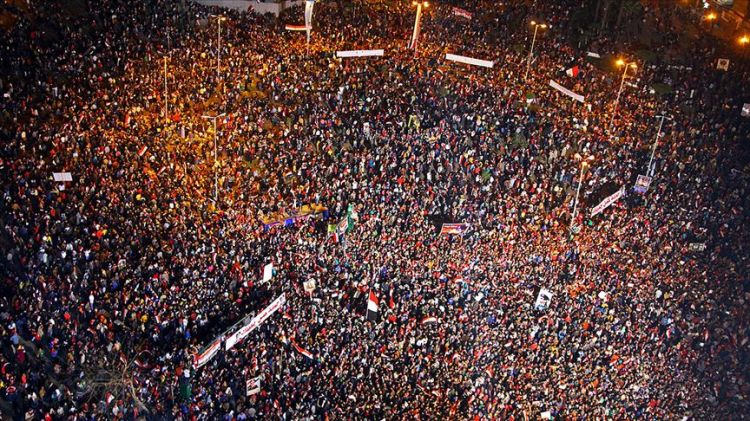 Devrimin 9. yılında Mısır: Kazanımlar, kayıplar - Prof. Dr. Kızıltoprak