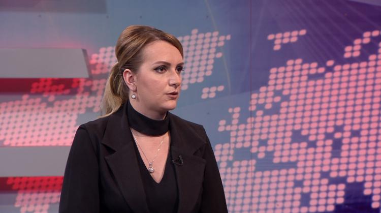 Политолог Лаврина о значимости Давосского Форума для Азербайджана - ВИДЕО