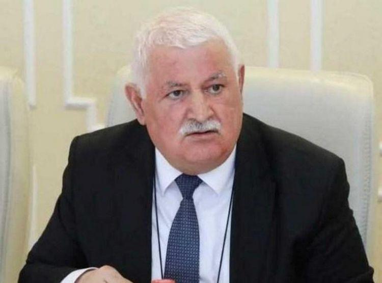 """أمود مرزاييف - """"الانتخابات البرلمانية إحدى أهم مراحل الإصلاحات في بلدنا"""""""