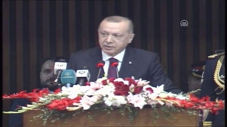 Cumhurbaşkanı Erdoğan: Pakistan halkının Kurtuluş Savaşımız sırasındaki yardımlarını unutmadık - CANLI