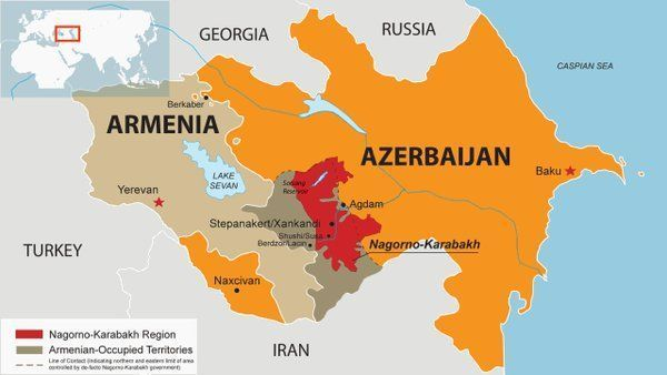 Armenia has turned Garabagh into Kandil Mountains of the PKK - What is the plan 4T of Armenians? - Exclusive