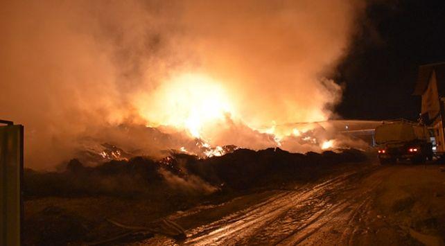 Adana'daki fabrika yangını 3 gündür söndürülemiyor - FOTO GALERİ