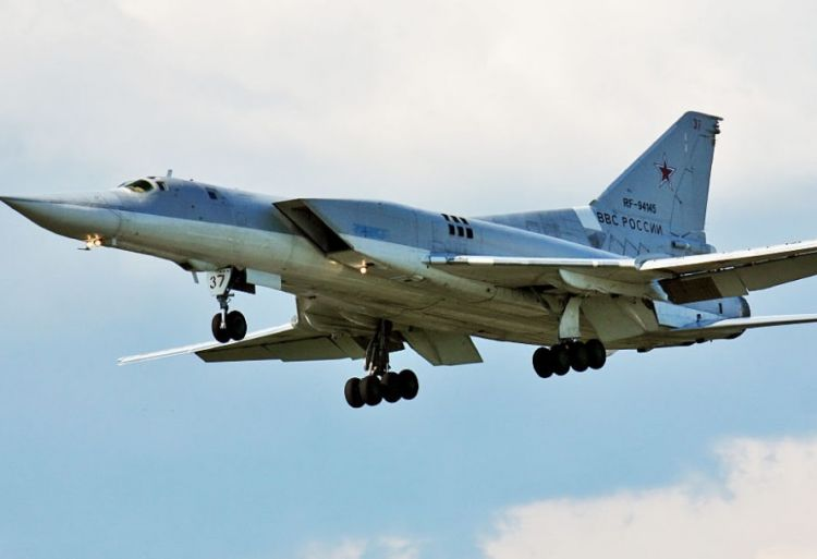 Alarm for Turkey - Russia sent strategic bombers to bomb Idlib