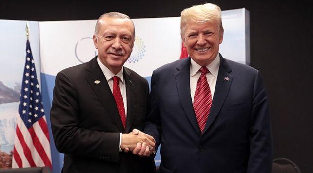 Trump'tan Erdoğan'a 'İdlib' teşekkürü