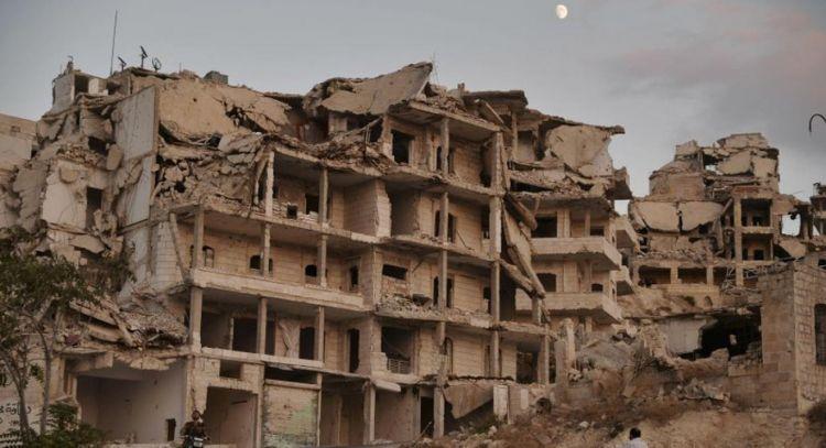 Yerleşim yerlerini vuran patlayıcılar sivilleri öldürüyor, Birleşik Krallık sorumluluk almalı - Bel Trew