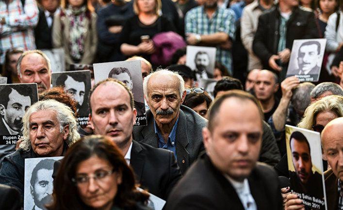 Массовые убийства армянскими  отрядами подтверждены документами