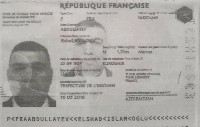 Полиция Франции собирает компромат на  бывшего ректора  Абдуллаева - опять продажа человеческих органов?