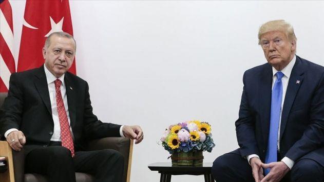 Trump: İdlib için Cumhurbaşkanı Erdoğan ile beraber çalışıyoruz