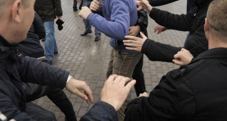 Ermənilər kütləvi davadan sonra azərbaycanlılardan üzr istədi - YENİLƏNİB