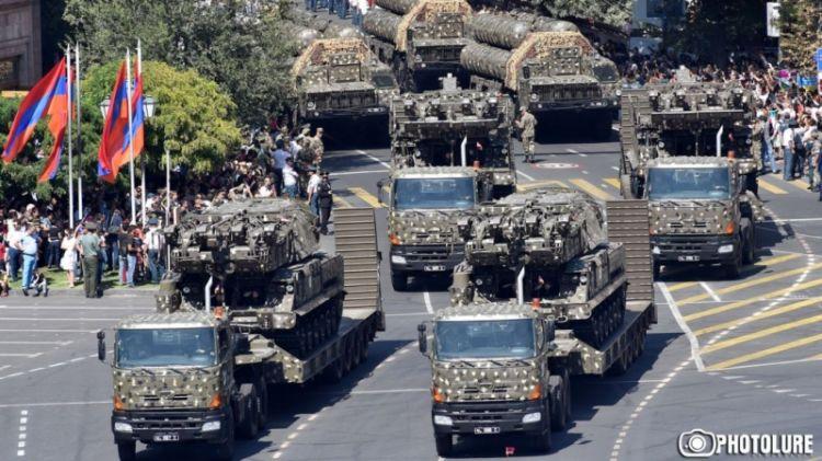 Армения заметно опережает Азербайджан по уровню милитаризации