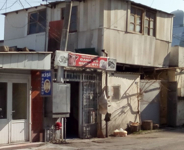 Бакинские скотобойни сильнее Агентства Пищевой Безопасности - ФОТО