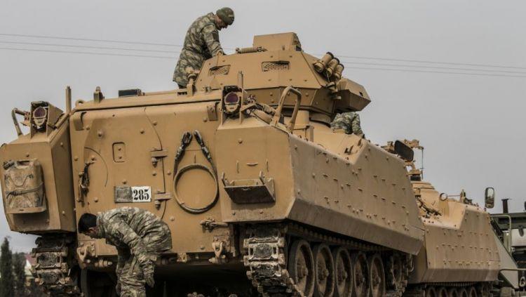واشنطن تحذر من نزاع عسكري روسي تركي في سورياg