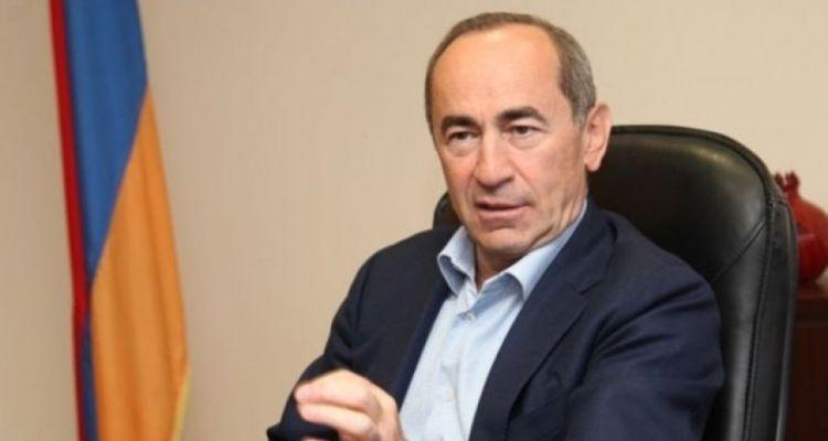 """""""Qarabağ məsələsi həll edilib"""" - Koçaryan: """"Artıq qanuniləşdirməliyik"""""""