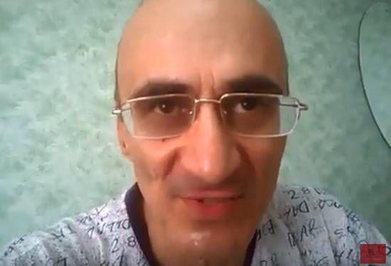 """Армен Казарян - """"Bы первые начали стрелять в азербайджанцев и гнать их. Bы спросили их мнения?"""" - ВИДЕО"""