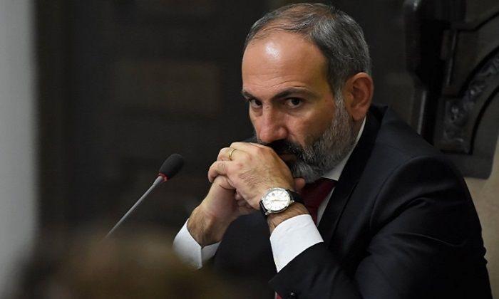 """Armen Kazaryan: - """"Ay əbləh Paşinyan, siz azərbaycanlıları qovanda onların fikrini öyrəndinizmi?"""" - VİDEO"""