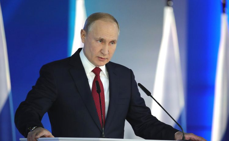 Russia and Ukraine torn apart to prevent major rival from emerging - Putin