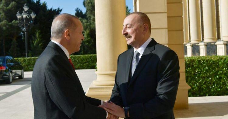 Cumhurbaşkanı Erdoğan'ın Azerbaycan ziyaretinin tarihi belli oldu