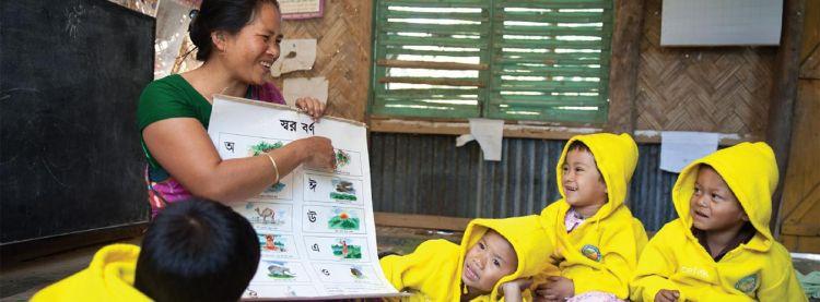 اليوم الدولي للغة الأم - 21 شباط/فبراير