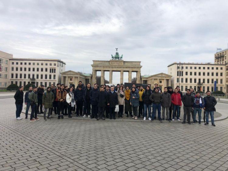 برلين تشهد اليوم مظاهرة أوروبية عامة لقراباغg