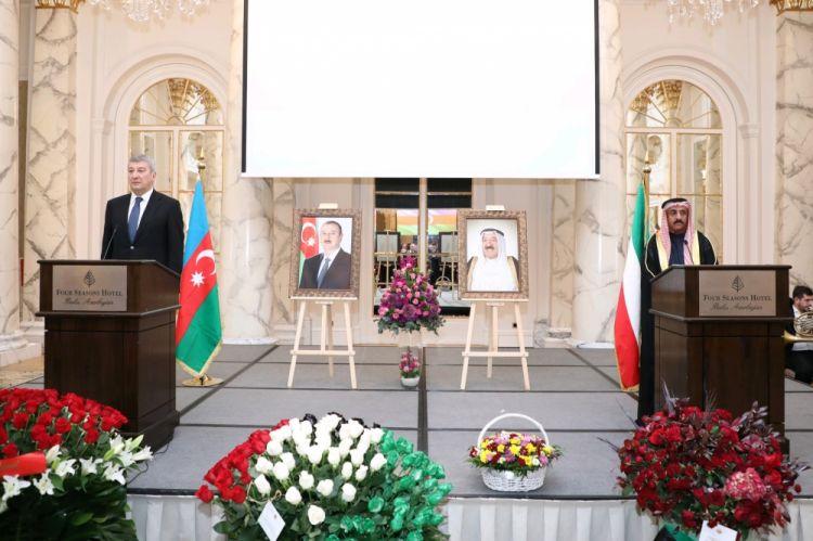 سفارة الكويت تنظم حفل استقبال بمناسبة العيد الوطني لبلادها