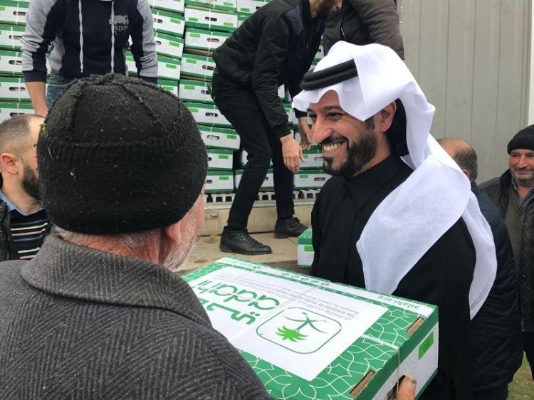 المملكة العربية السعودية ترسل  60 ألف كلوغرام من اللحوم الذبيحة إلى أذرييجان - الصور الفوتوغرافية