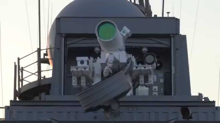 Russian army equipped with laser weapons-PHOTOS - VIDEO