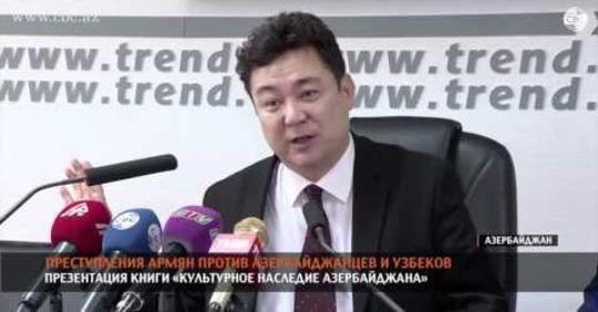 Армян в Узбекистане призвали жаловаться на Шохрата Барласа - ВИДЕО