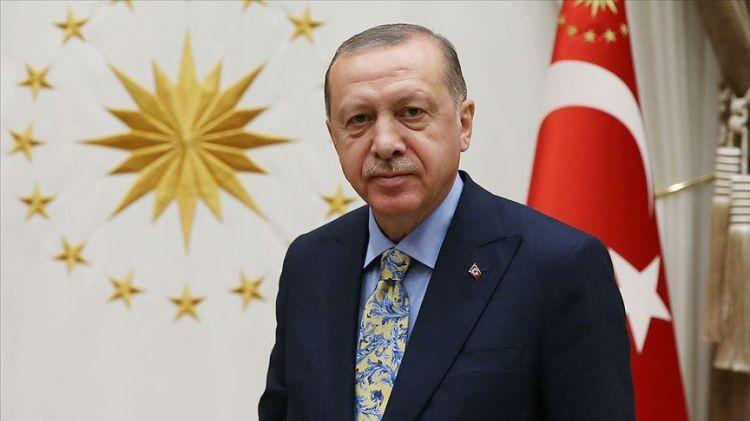 Cumhurbaşkanı Erdoğan: Aramıza fesat sokmak isteyenlere asla fırsat vermeyeceğiz