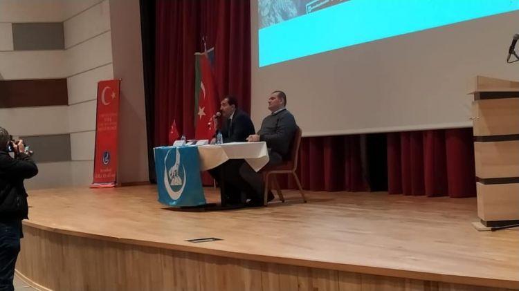 """""""Geçmişten Günümüze Ermeni Mezalimi ve Azerbaycan"""" - VİDEO"""