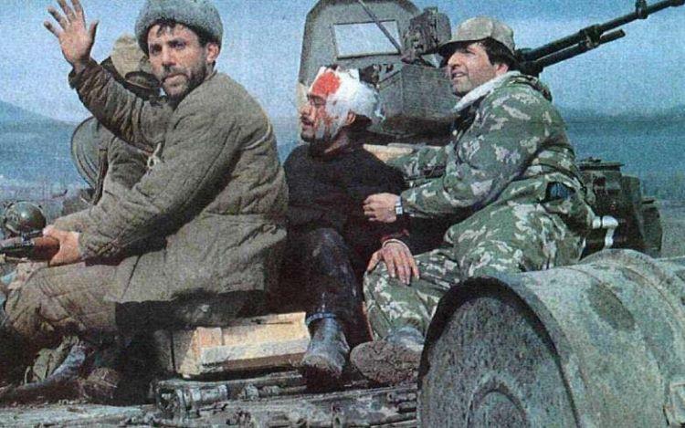 """""""Xatırlamaq çətindir"""" - Xocalıdakı qətliama şahid olan hərbi jurnalist - VİDEO"""