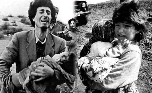 الأعمال الوحشية التي ارتكبها الأرمن بمذبحة خوجالي  في نهاية القرن العشرين ضد الأذربيجانيين - ذاكرة الدم