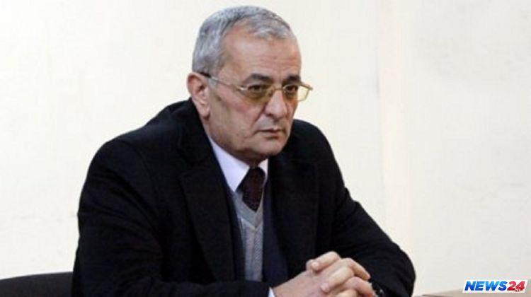 Azerbaycan'ın eski İçişleri Bakanı İsgandar Hamidov vefat etti