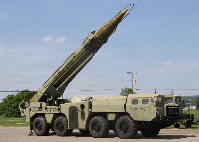 Russia Defense Ministry creating new model of Scud ballistic missile - VIDEO