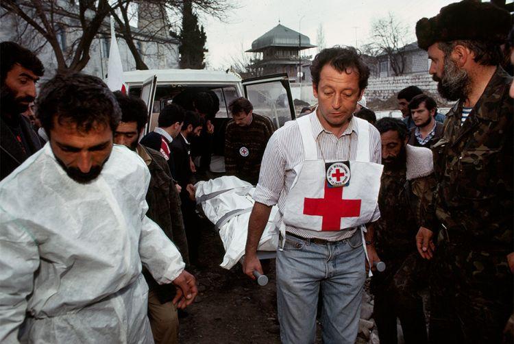 Rusiya mətbuatı 28 ildən sonra Xocalıdan yeni görüntülər yayımladı - FOTOLAR