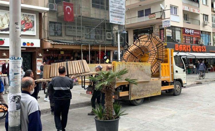 Смерти, демонтаж скамеек и принудительная дезинфекция стариков - коронавирус в Турции